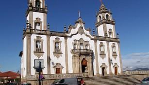 Viseu - Igreja da Misericórdia